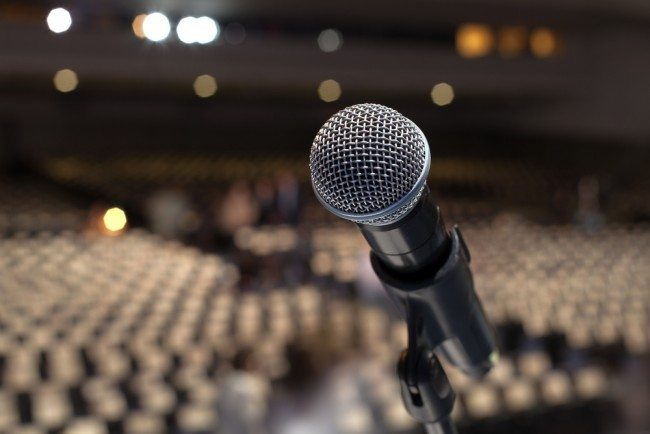 THE MOTIVATIONAL SPEAKING INDUSTRY IN NIGERIA- GEORGE ESSIEN